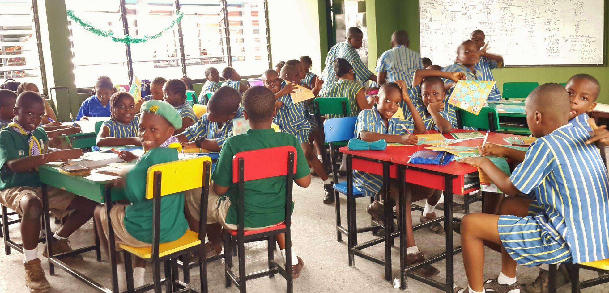 Junior Achievement Nigeria