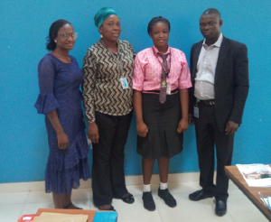 LEAD Camp Mentor Meeting, Ibadan