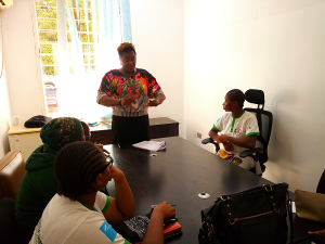 LEAD Camp Mentor Meeting, Jos